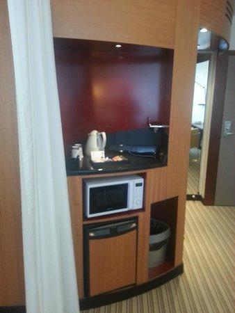 Novotel Suites Lille Europe hotel: Espace cuisine