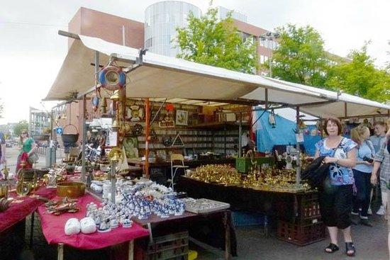 Waterlooplein Market : souvenir-antique