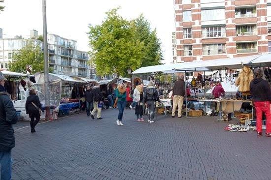 Waterlooplein Market : second hand stuff