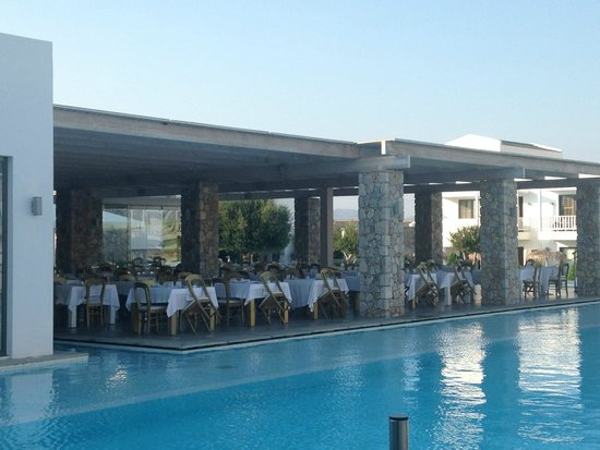 Diamond Deluxe Hotel & SPA - Adults Only : Breakfast and Buffet Restaurant area