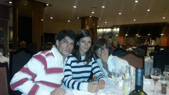 Oliveira de Azemeis, Portugal : Que maravilha este restaurante recomendo......