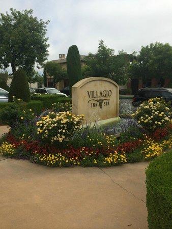 Villagio Inn and Spa: Villagio entrance