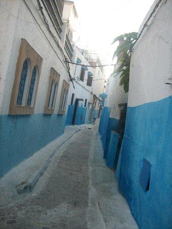 Rabat Old Town : esas tipicas callecitas a Rabat