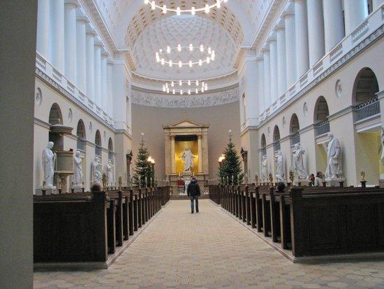 Church of Our Lady - Copenhagen Cathedral: Vor Frue Kirke