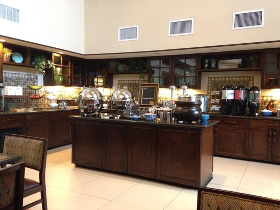 Homewood Suites by Hilton Boston/Andover: Breakfast Buffet