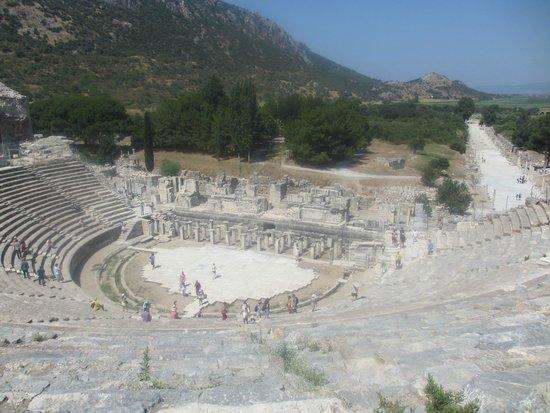 Marbel Hotel: Ephesus Ampitheatre
