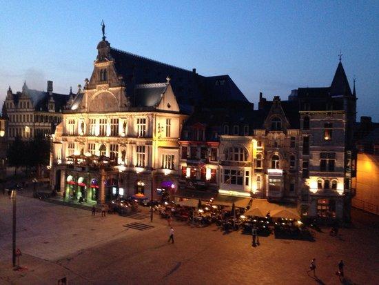 Ibis Gent Centrum St-Baafs Kathedraal: Great view