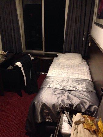 Hotel City Garden Amsterdam: Il letto