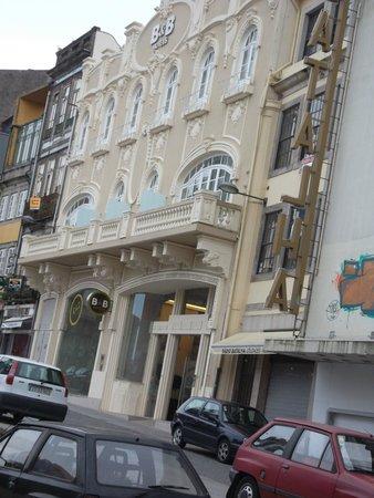 Moov Hotel Porto Centro: LA PRIMA VISTA