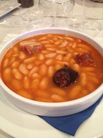 Casa Mari - Sidrería: Fabada asturiana