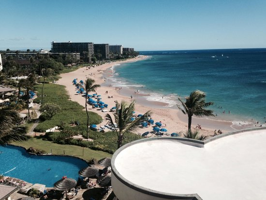 Sheraton Maui Resort & Spa: Ka'anapali Beach
