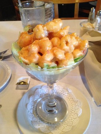 The Crab Trap : Firecracker Shrimp