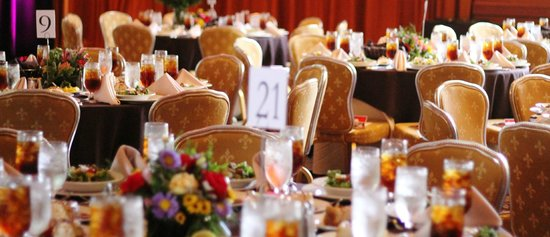 InterContinental New Orleans: Banquet Facilities