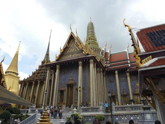 Temple of the Emerald Buddha (Wat Phra Kaew): Templo do Buda de Esmeralda