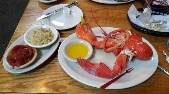 The Village Inn: Delicious 1.25 lb libstah