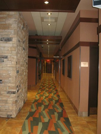 Quality Inn & Suites Levis: hallway