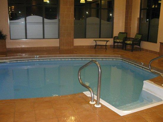 Quality Inn & Suites Levis: pool