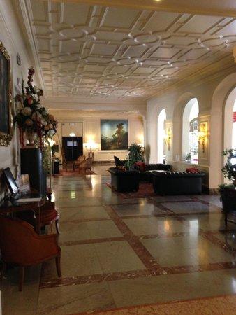 Grand Hotel Sitea : Grand Foyer