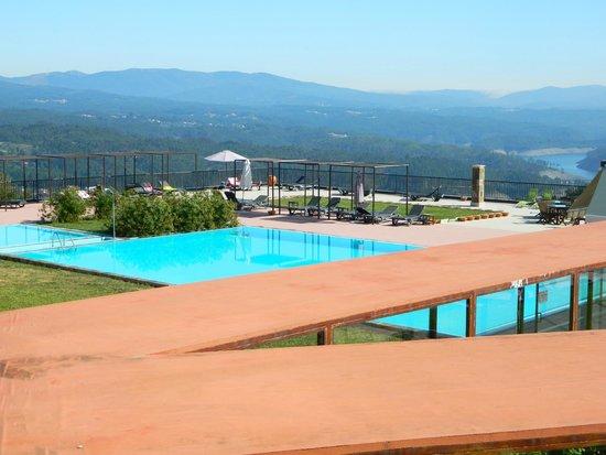 Hotel da Montanha : vista do quarto