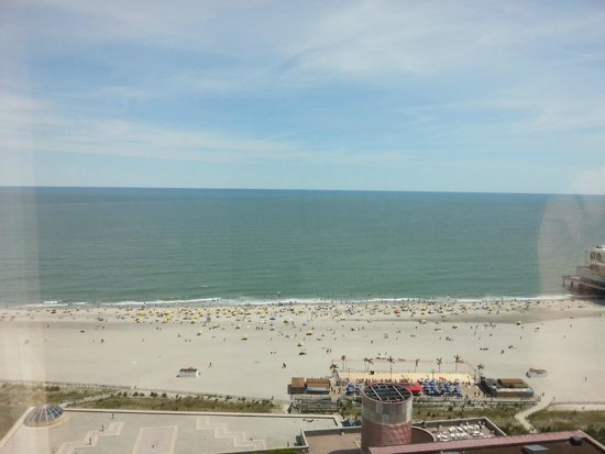 Bally's Atlantic City : View from room