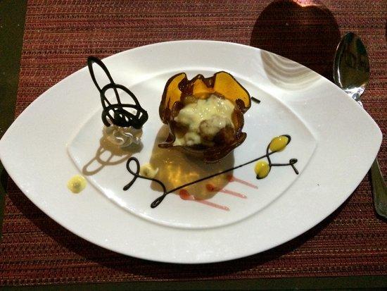 Breathless Punta Cana Resort & Spa : Dessert...always good!