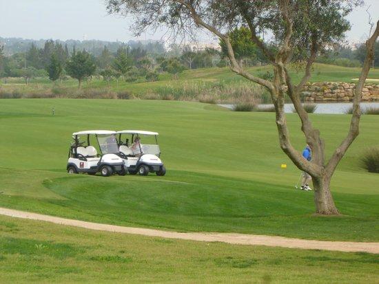 Oceanico Millennium Golf Course : 18th