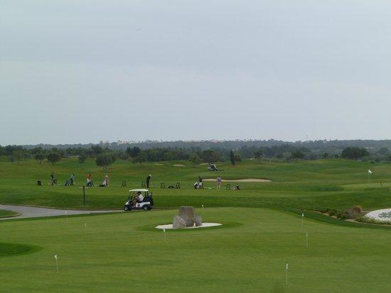 Oceanico Millennium Golf Course: Practice Range