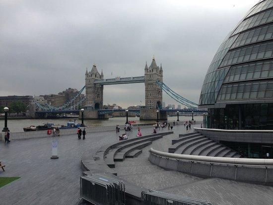 South Bank: Torre de Londres