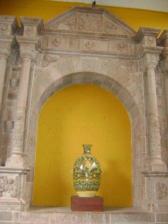 Convento de Santo Domingo: jarron