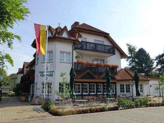 Hotel Restaurant Gerold