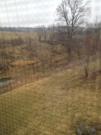 Glasbern Inn - Fogelsville / Allentown: view