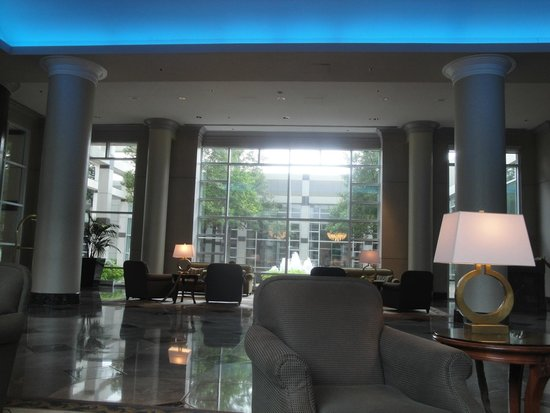 Omni Dallas Hotel at Park West: Hotel