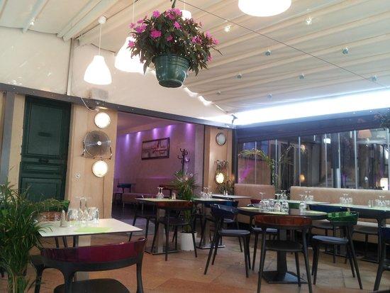 Le Beffroi : the place