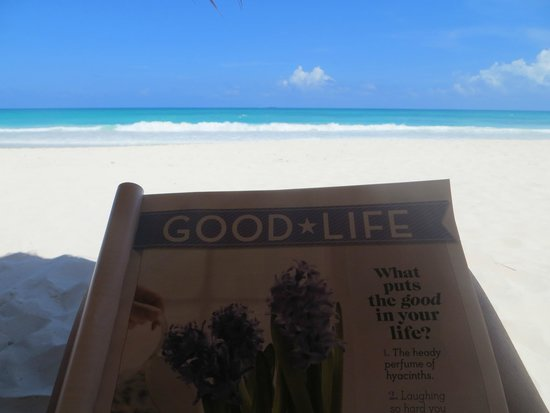 Iberostar Grand Hotel Paraiso: The good life for sure!