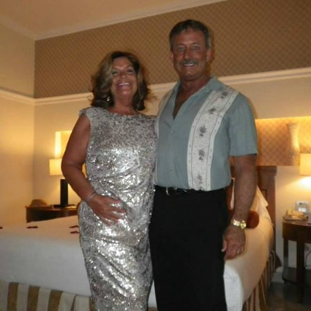 Iberostar Grand Hotel Paraiso: Getting ready for another great dinner