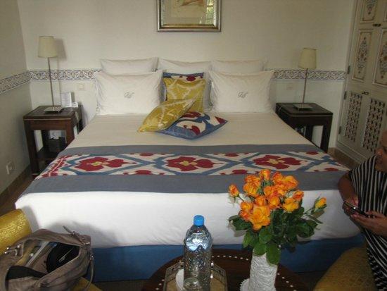 Riad Idra: Room