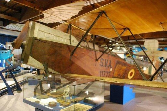 Museo dell'Aeronautica Gianni Caproni : Ansaldo SVA 5