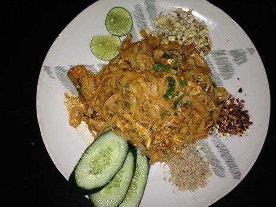 The Elephant Restaurant & Bar: Indonesian food