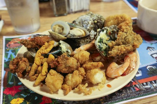 Giant Crab Seafood Restaurant: Seafood Buffet