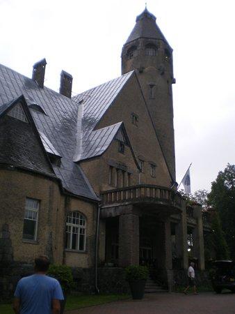 Helme, Estonie: замок Таагепера