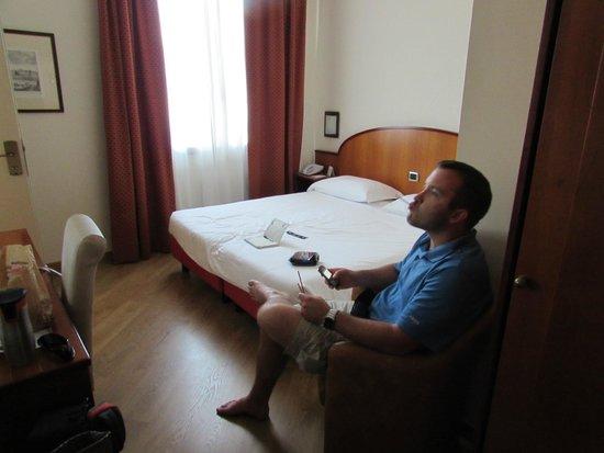 FH Grand Hotel Mediterraneo: Room