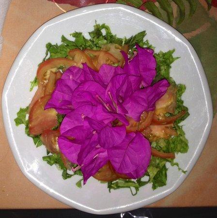 Cafe Obelix: Salade