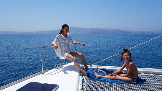 Sunset Oia Sailing - Day Tour: relaxing