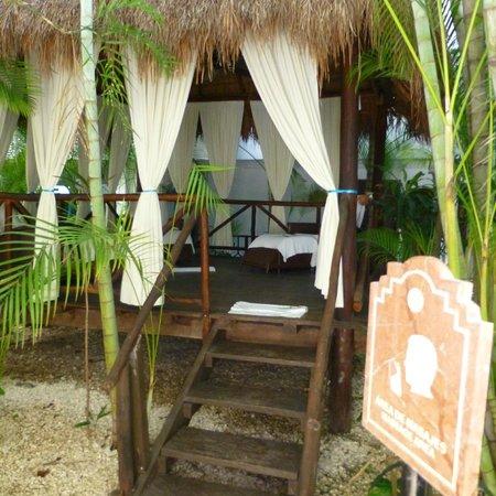 The Royal Playa del Carmen: Les massages