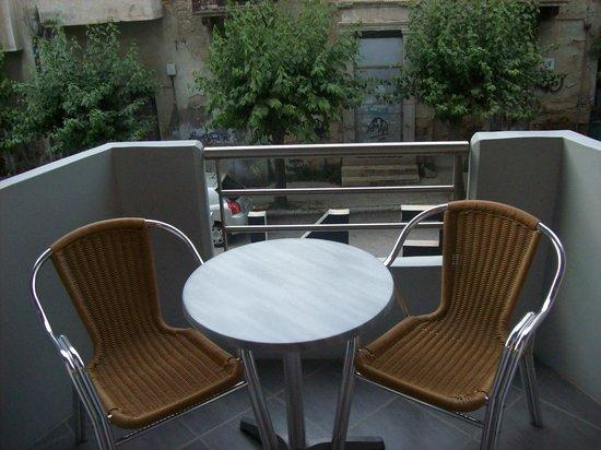 Centrotel Hotel : Balcony
