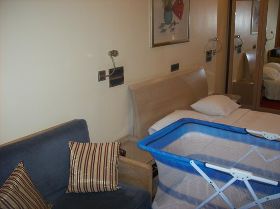 Centrotel Hotel : Room