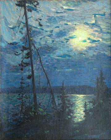 New Glasgow, Canada: Tom Thomson