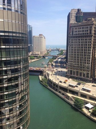 The Langham, Chicago: View from Club