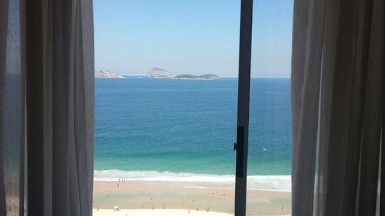 Sol Ipanema Hotel: Janela quarto
