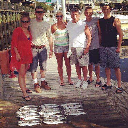 Reel Relief Fishing Charters: Good catch